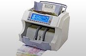 contador de billetes pro mix euro