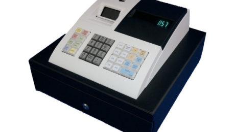 CAJA REGISTRADORA ECR SAMPOS ER-057/S - mercabalanza, todo para tu negocio en valencia