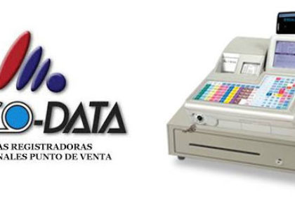 cajas registradoras elco data