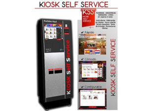 kiosco autoservicio self-service kss3
