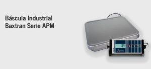 Báscula Industrial Baxtran Serie APM