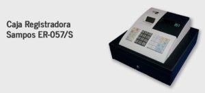 Caja Registradora Sampos ER-057/S