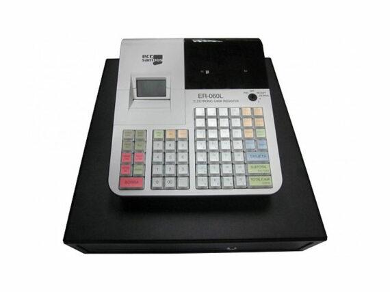 Caja registradora ECR Sampos ER-060L/S - Mercabalanza, todo para tu negocio en valencia