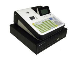 Caja registradora ECR Sampos ER-159F - Mercabalanza, todo para tu negocio en valencia