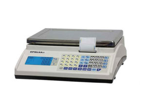 Balanza con impresora Epelsa Marte 10 V4 IC