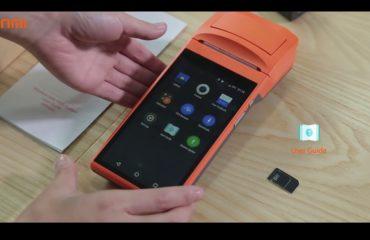 sunmi v1 tpv tactil portatil