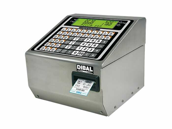 ETIQUETADORA INDUSTRIAL DIBAL LP-2500