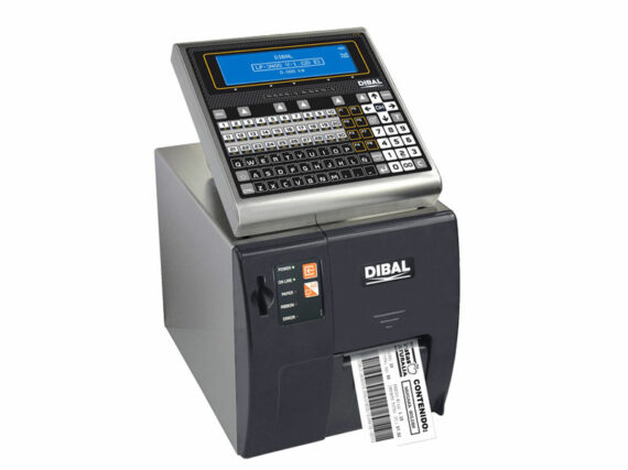 ETIQUETADORA INDUSTRIAL DIBAL LP-3000