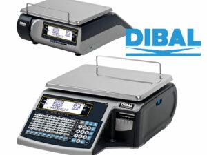 Balanza etiquetadora Dibal M-515