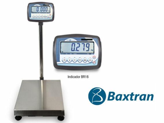Balanza monocélula transportable Baxtran TMN