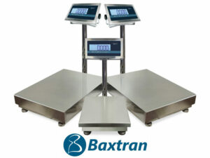 Balanza monocélula transportable Baxtran