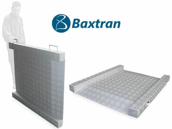 Báscula Baxtran BVT plataforma de 4 células