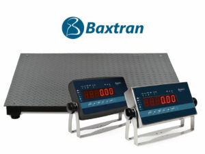 Báscula Baxtran TGI plataforma de 4 células