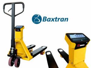 Transpaleta pesadora Baxtran ARX LCD