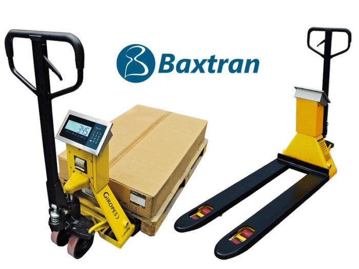 Transpaleta pesadora Baxtran TP410