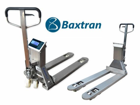 Transpaleta pesadora Baxtran TP410i