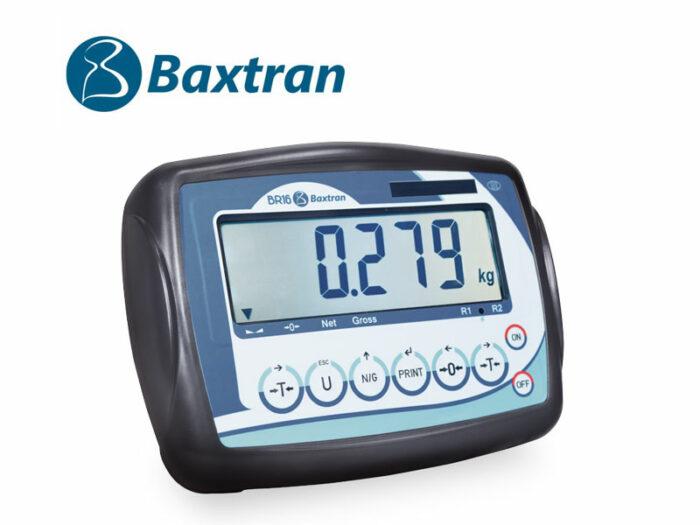 Indicador peso-tara Baxtran BR16