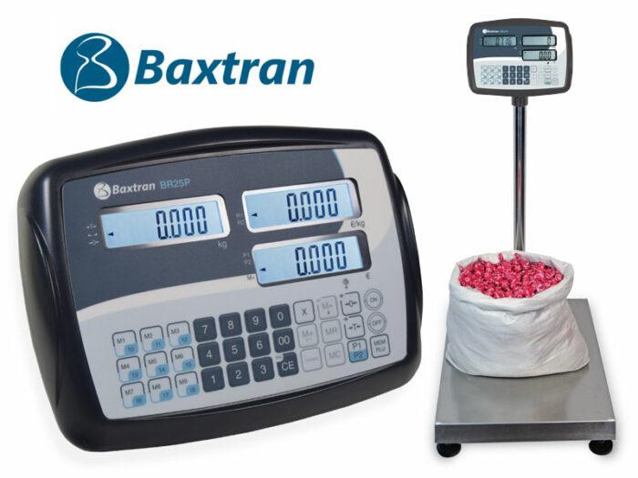 Indicador peso Baxtran BR25P