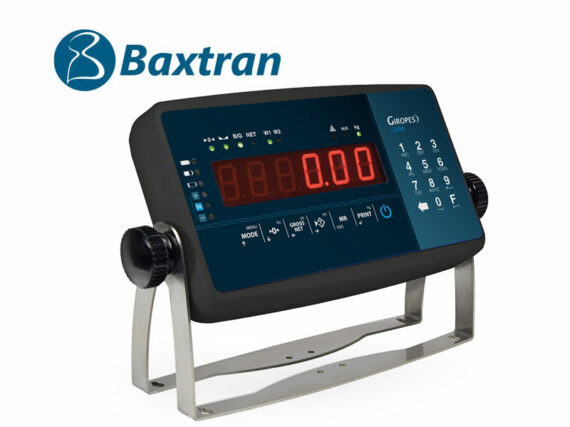 Indicador numérico Baxtran GI410 LED