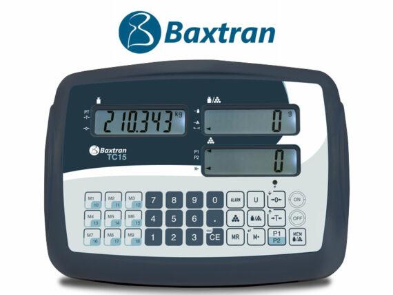 Visor indicador cuenta piezas Baxtran TC15