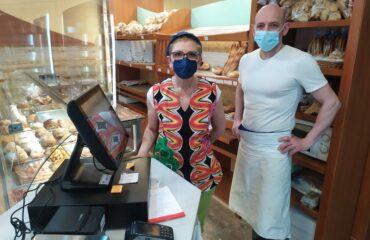 Horno pastelería Honduras - TPV táctil con balanza conectada